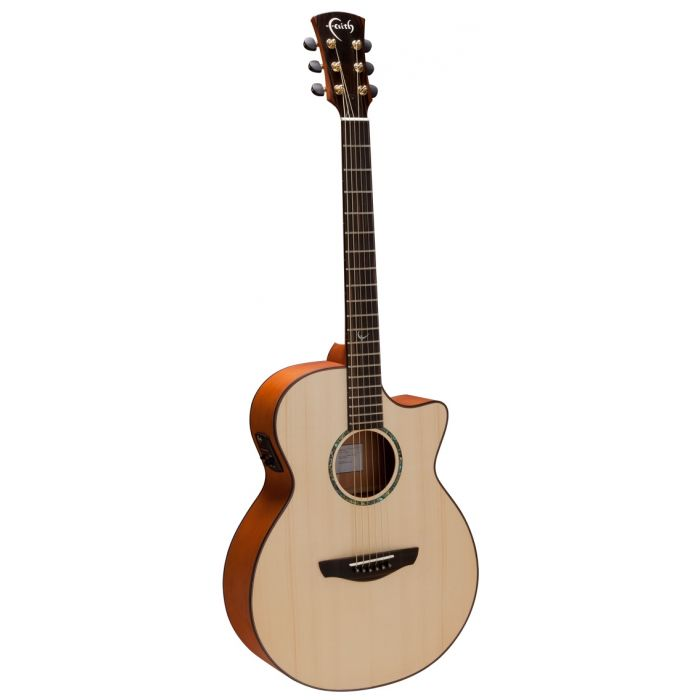 Faith FV Venus Electro Acoustic Guitar, Natural