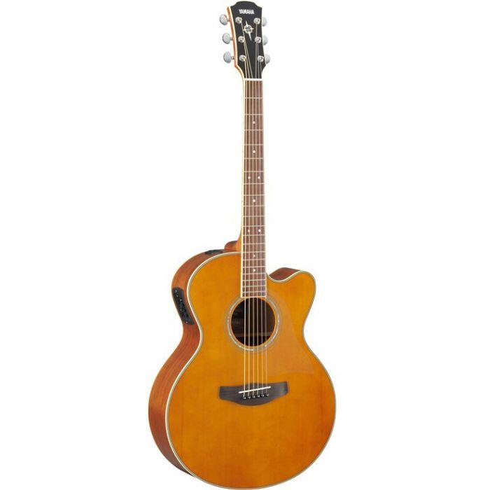 Yamaha CPX700II Electro-Acoustic Tinted