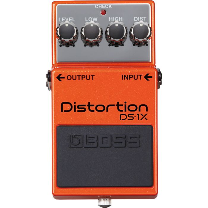 Boss DS-1X Compact Distortion Guitar Pedal