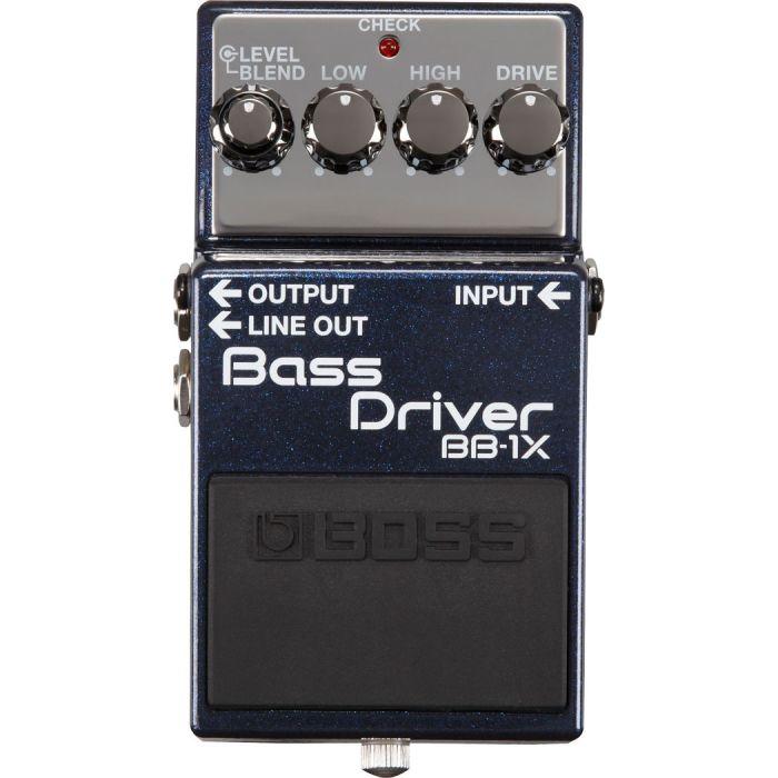 Boss BB-1X Bass Driver Distortion Pedal
