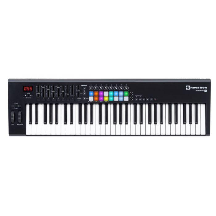 Novation Launchkey 61 MK2 USB MIDI Keyboard