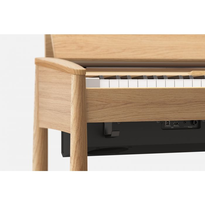 Roland Kiyola KF-10 Digital Piano with Stool Pure Oak Quality Build