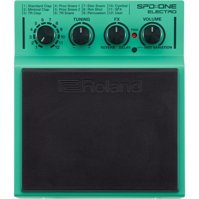 Roland SPD::One Electro Compact Percussion Pad