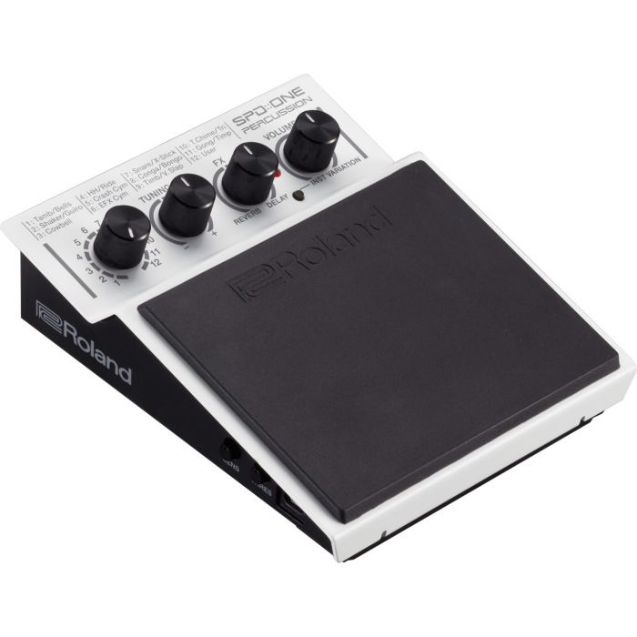 Roland SPD::One Percussion Compact Percussion Pad Angle