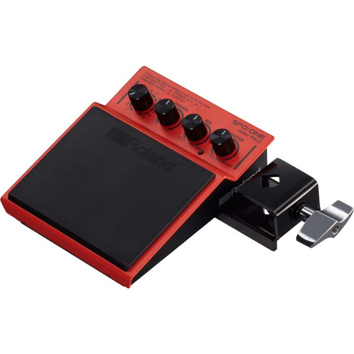 Roland SPD::One WAV Pad Compact Percussion Pad Mounting Gear