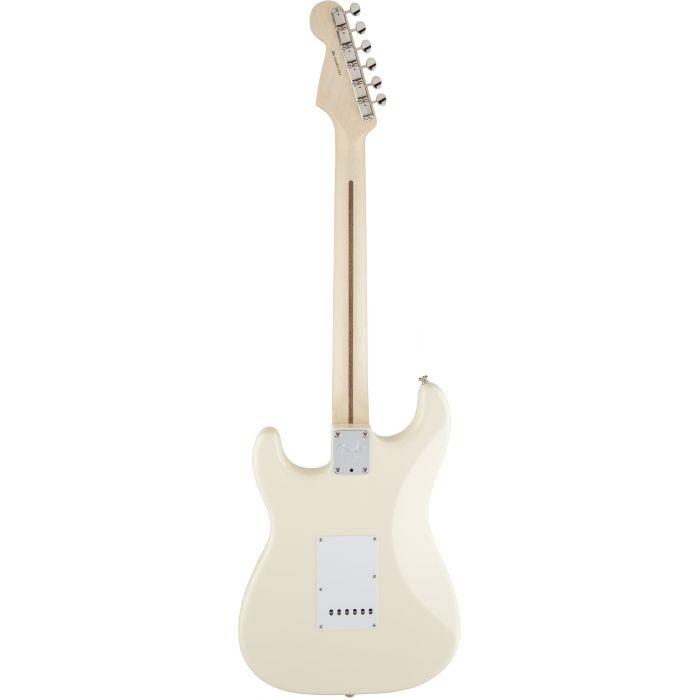Fender Eric Clapton Stratocaster in Olympic White Back