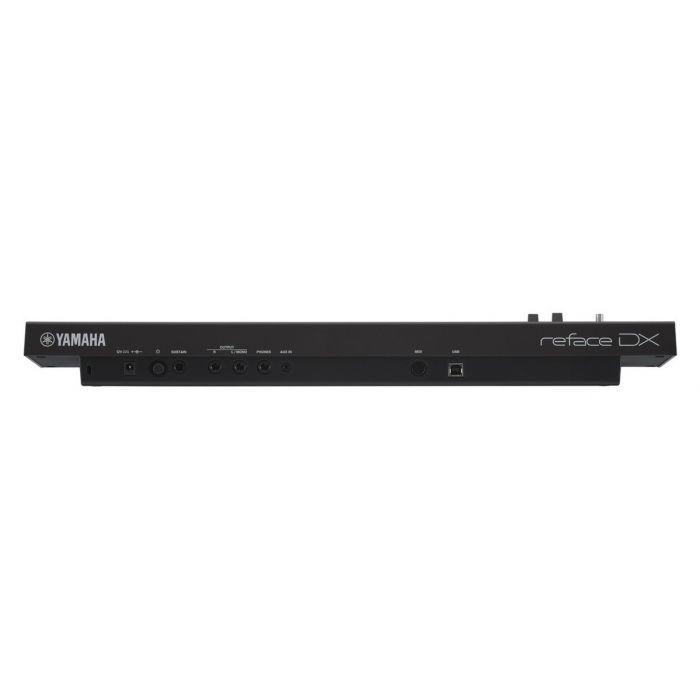 Yamaha Reface DX FM Synthesizer Rear