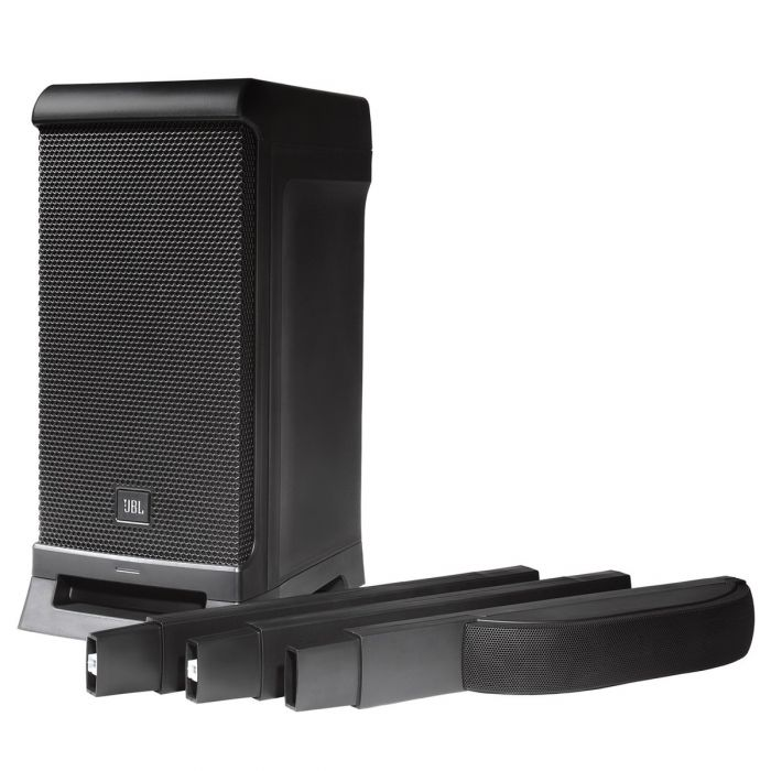 JBL EON ONE Pro All-In-One Portable PA System Ready to Be Packed