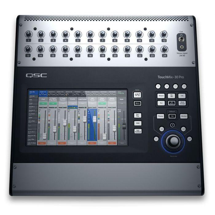 QSC TouchMix-30 Pro 32-Channel Digital Mixer