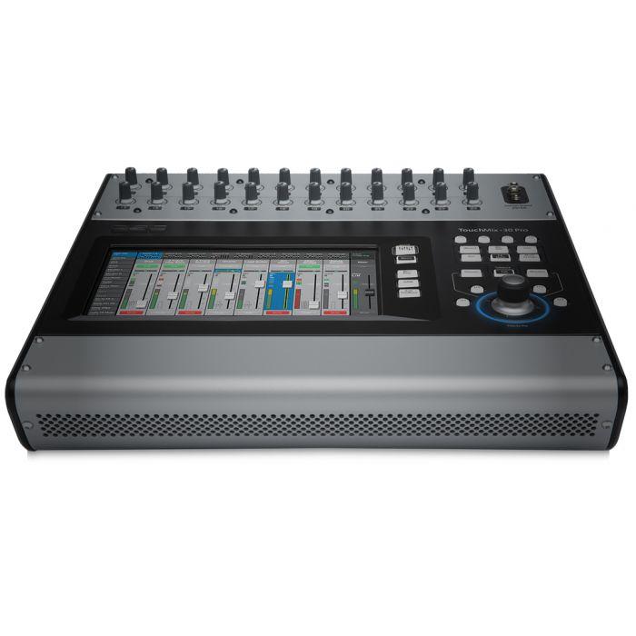 QSC TouchMix-30 Pro 32-Channel Digital Mixer Front