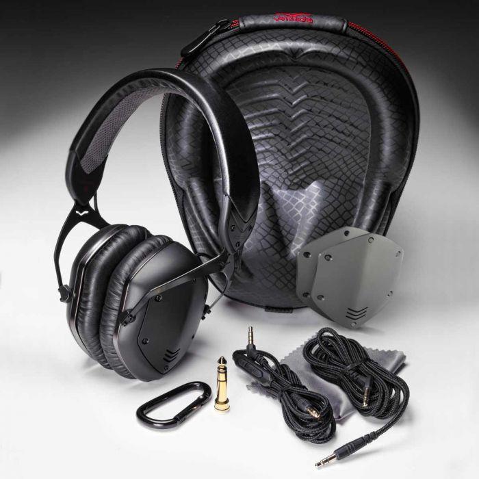 V-MODA Crossfade LP2 Headphones - Matte Black