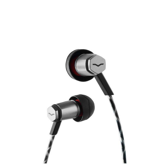 V-MODA Forza Metallo In-Ear Headphones - Gun Black