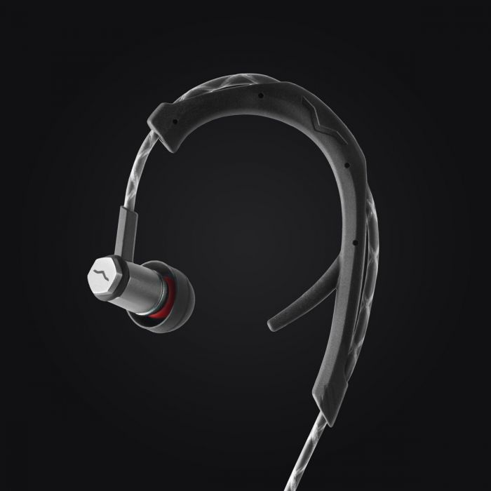 V-MODA Forza Metallo In-Ear Headphones - Gun Black with EarhooksV-MODA Forza Metallo In-Ear Headphones - Gun Black