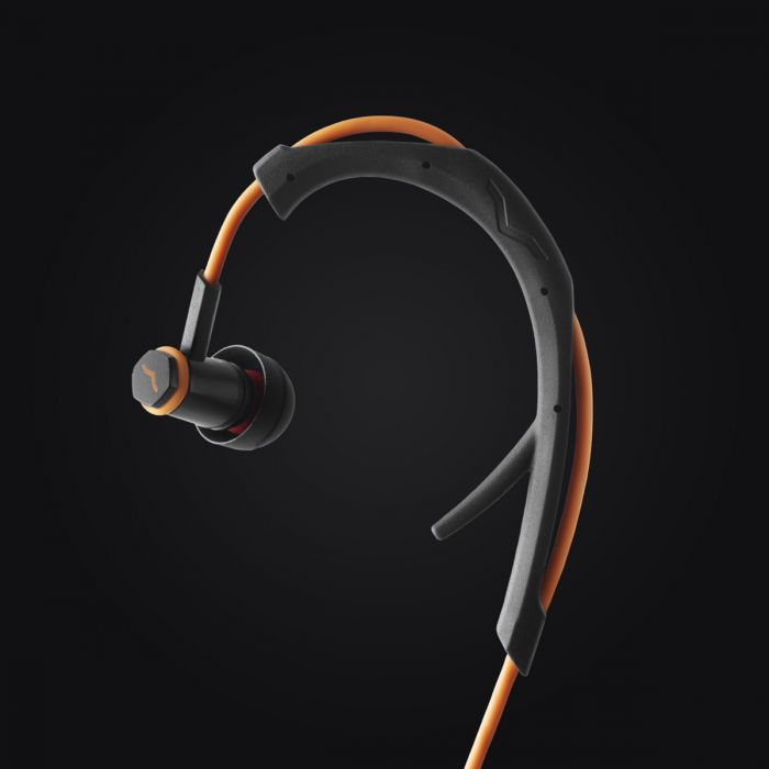 V-MODA Forza In-Ear Sports Headphones - Orange ActiveFlex