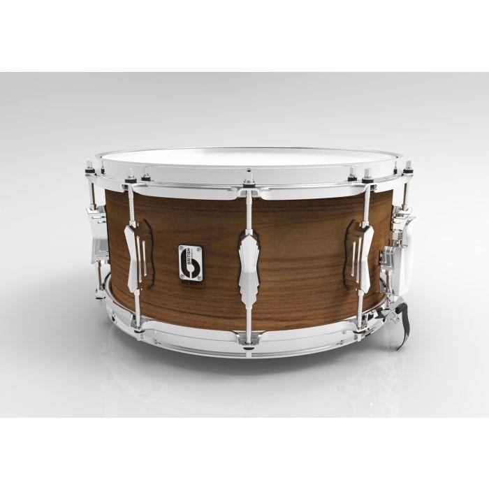British Drum Co. 14 x 6.5 Big Softy Snare Drum