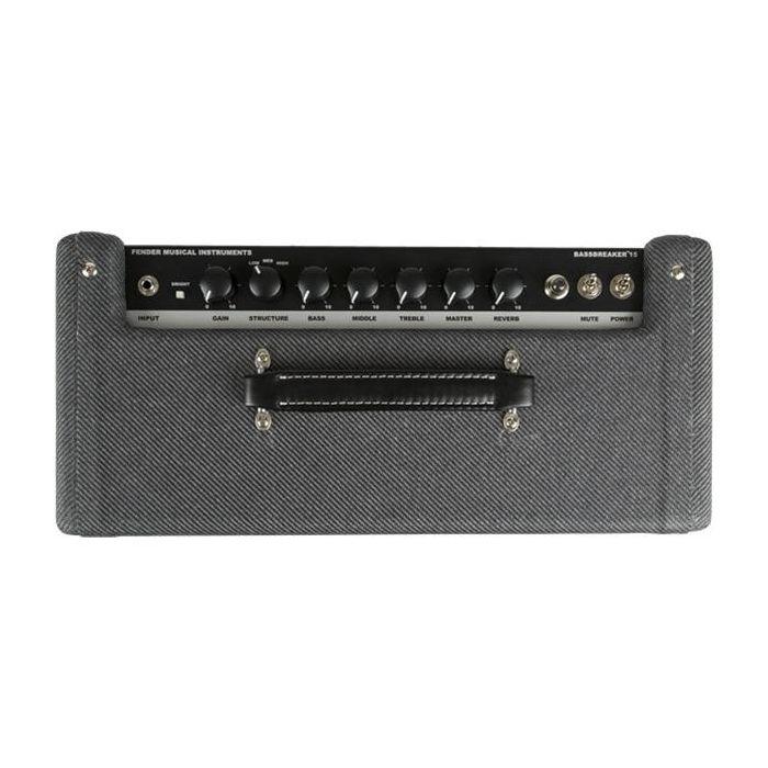 Fender Bassbreaker 15 Combo Guitar Amp Panel