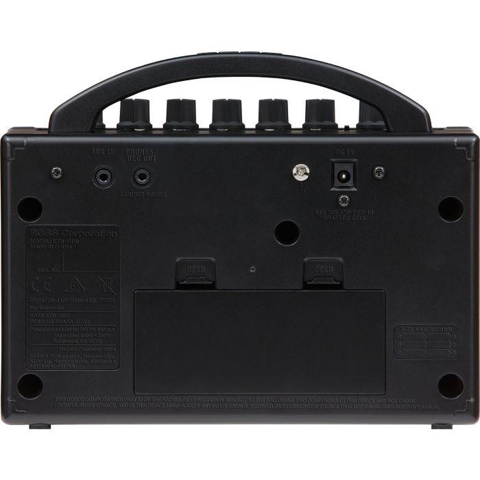 BOSS Katana-Mini Guitar Amplifier Rear