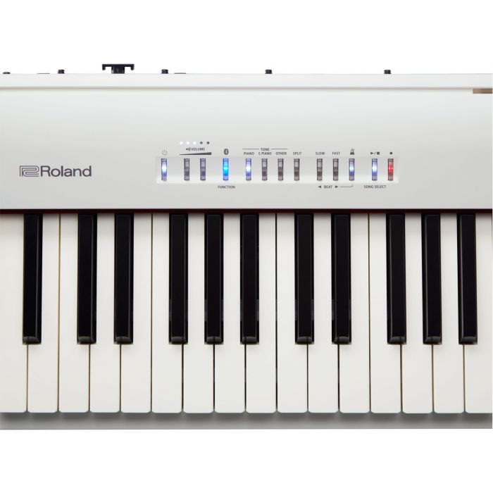 Roland FP-30 Digital Piano in White Panel