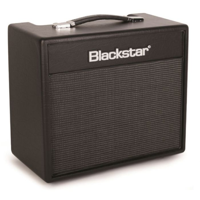 Front right angled view of a Blackstar S1-10AE Series One Combo Amp, 10th Anniversary Edition