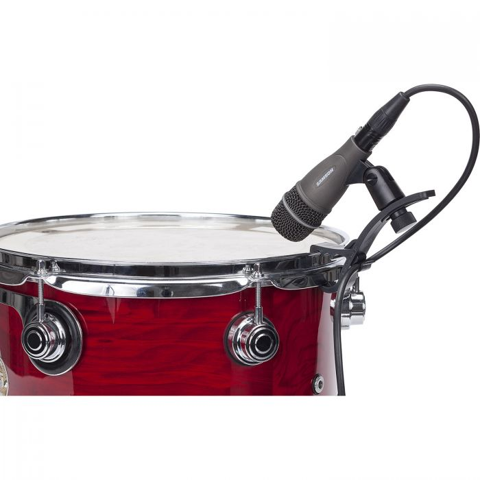 Samson DK705 5-Piece Drum Microphone Kit Tension Clip