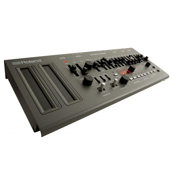 Roland SH-01A Sound Module Polyphonic Analogue Synthesizer Left Angle