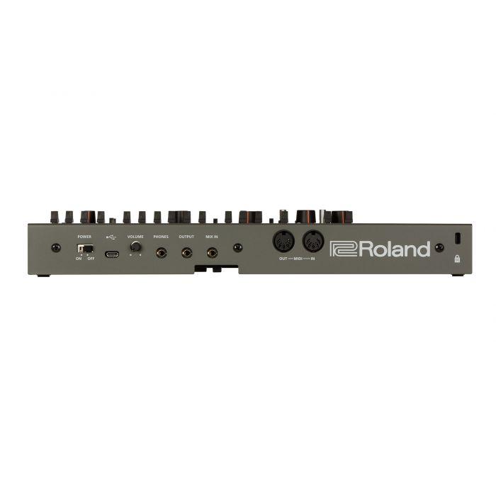 Roland SH-01A Sound Module Polyphonic Analogue Synthesizer Rear