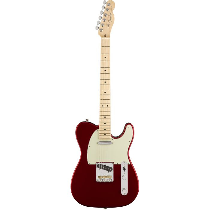 Fender American Professional Telecaster MN Candy Apple Red