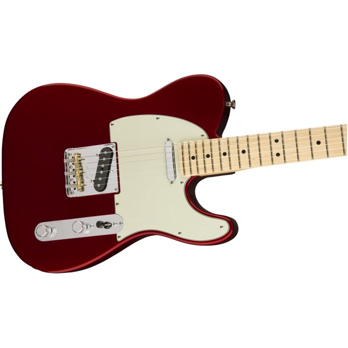Fender American Professional Telecaster MN Candy Apple Red Body
