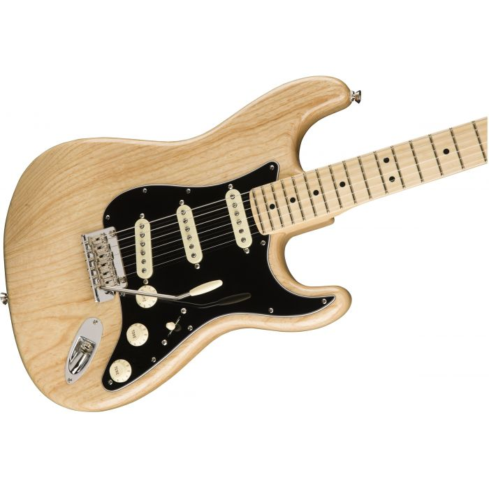 Fender American Professional Stratocaster MN in Natural Body