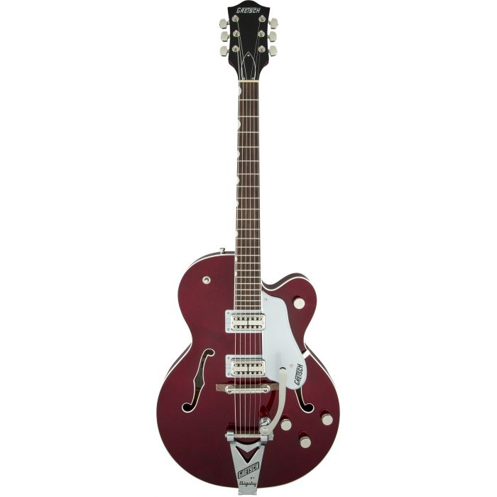 Gretsch G6119T Players Edition Tennessee Rose in Dark Cherry Stain