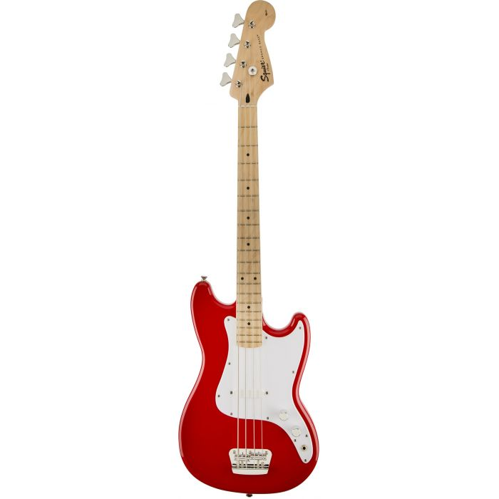 Squire Bronco Bass in Torino Red