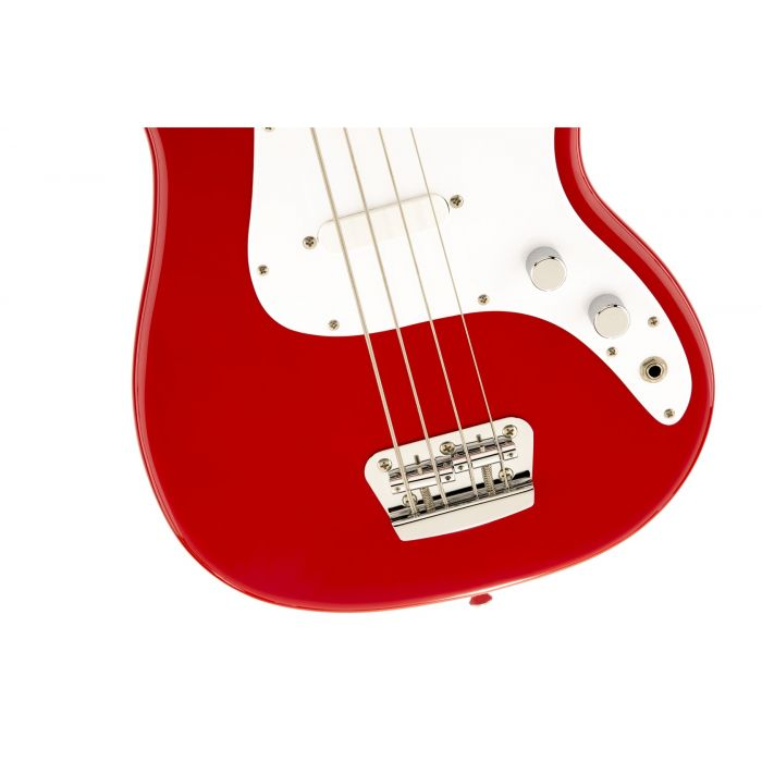 Squier Bronco Bass for Beginners Torino Red Small