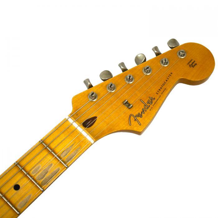Custom Shop Eric Clapton Stratocaster Relic Headstock