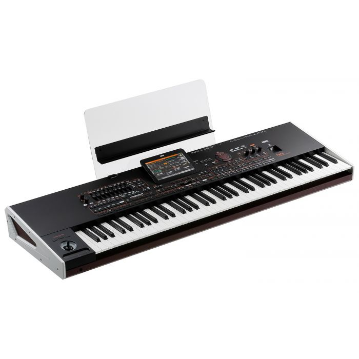 Korg Pa4X Professional Arranger Keyboard 76 Keys with Included Music Stand