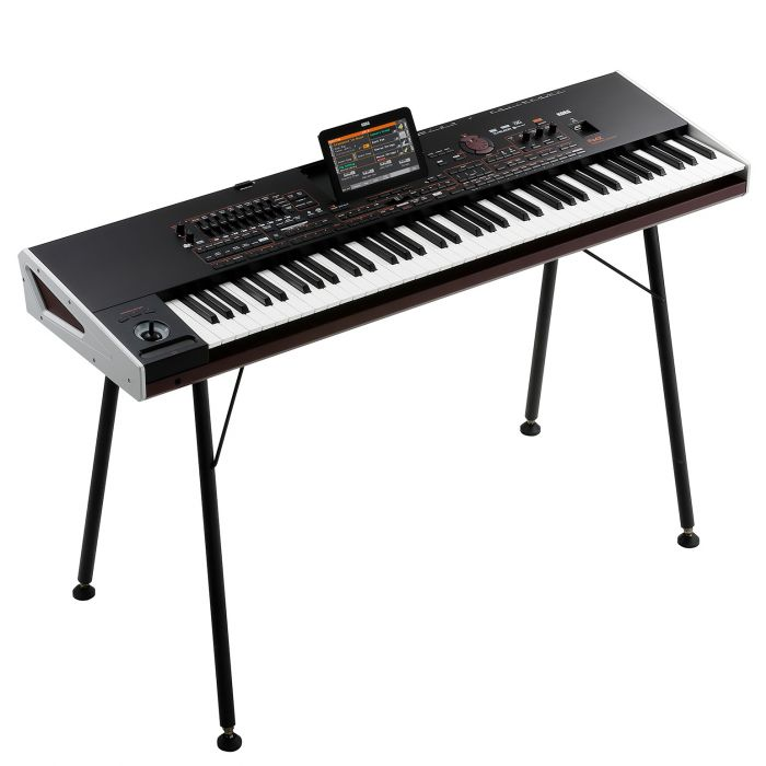 Korg Pa4X Professional Arranger Keyboard 76 Keys on Optional Stand