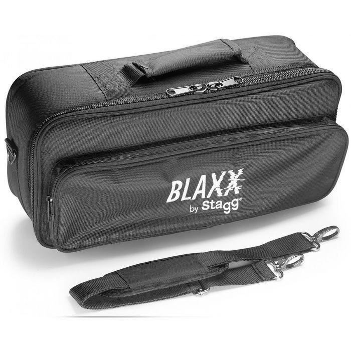 Blaxx Wooden Pedal Board Mini Gigbag