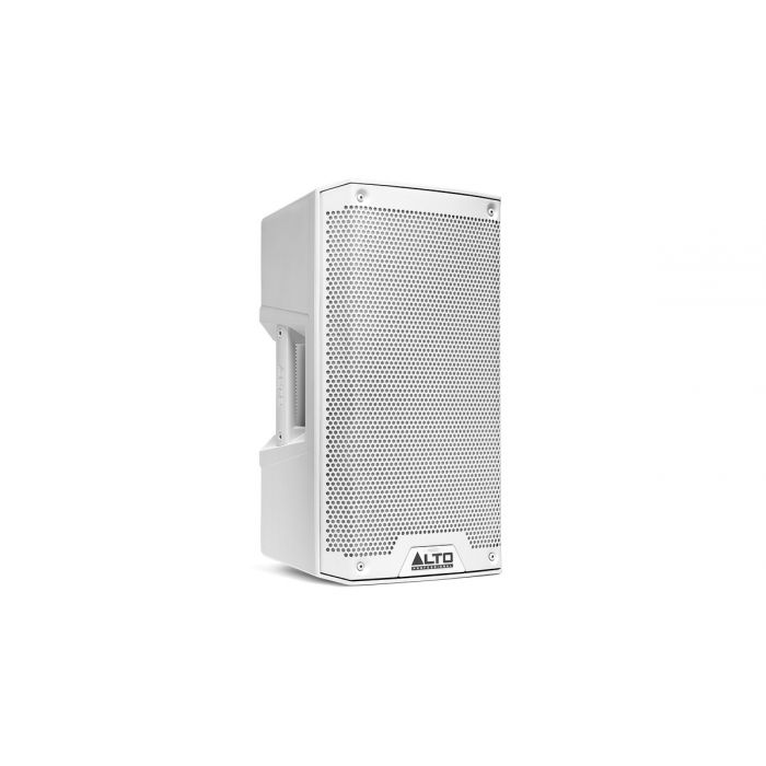 Alto TrueSonic TS208 Powered Loudspeaker in White Angle