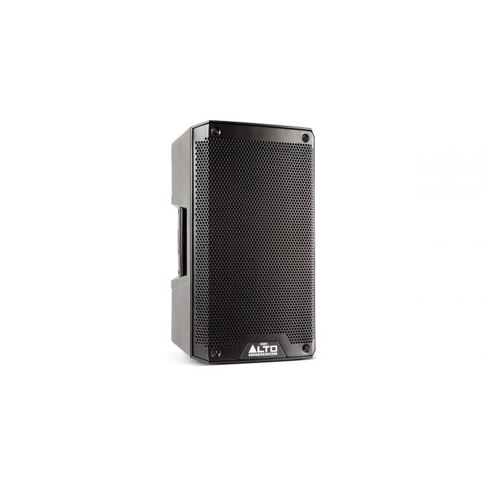 Alto TrueSonic TS208 Powered Loudspeaker in Black  Angle