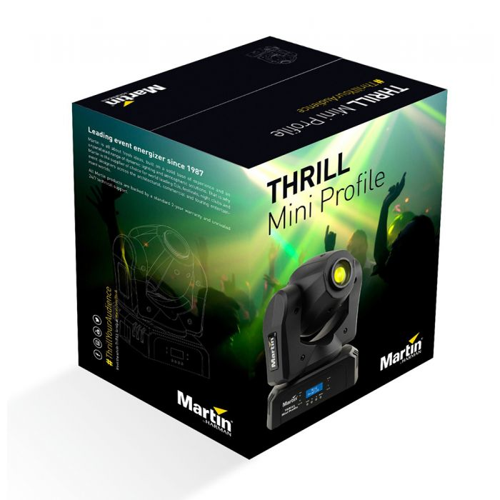 Martin by Harman THRILL Mini Profile Boxed