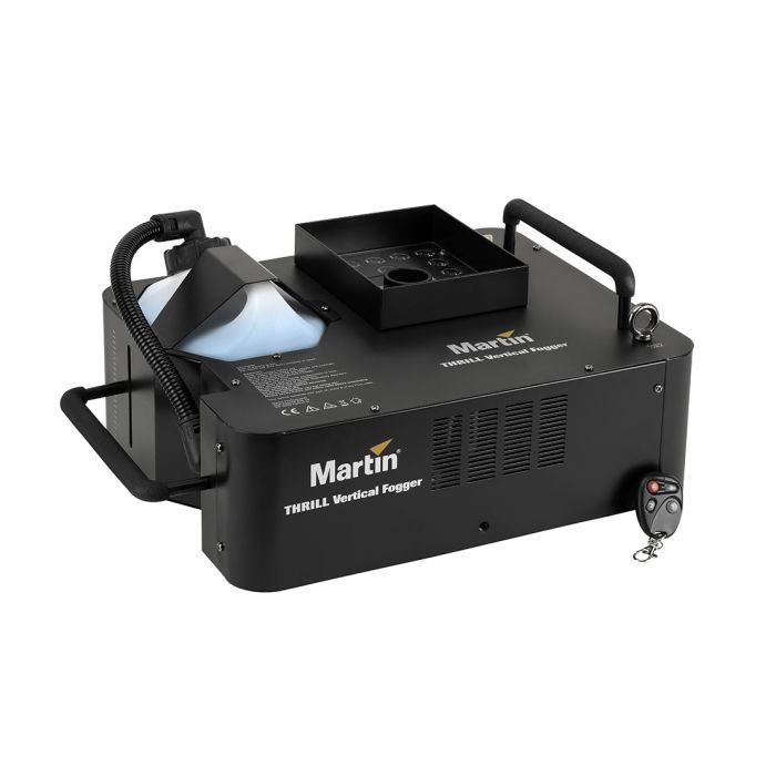 Martin THRILL series Vertical Fogger Fog Machine