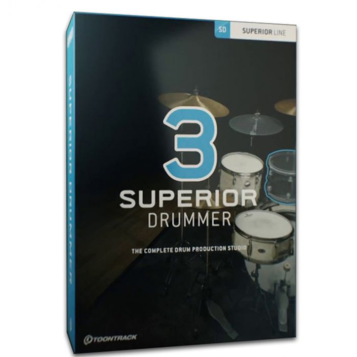 Toontrack Superior Drummer 3 Xgrade from EZD2