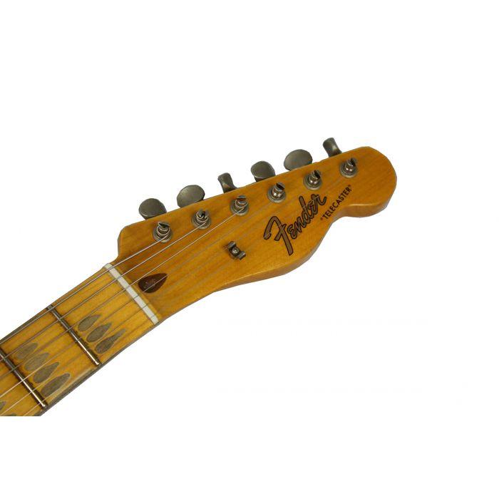 Fender Custom Shop Postmodern Telecaster Aged Maple Neck