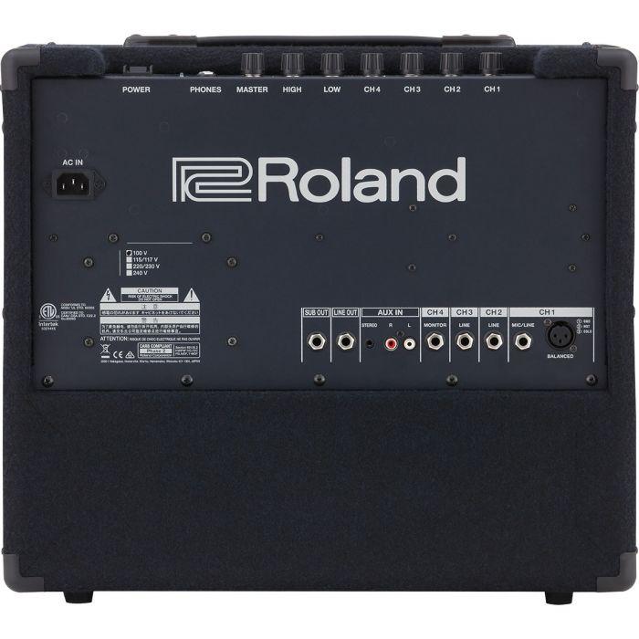 Roland KC-200 Keyboard Amplifier Rear