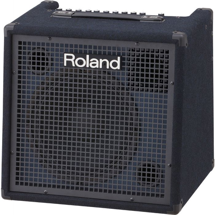 Roland KC-400 Keyboard Amplifier Angle