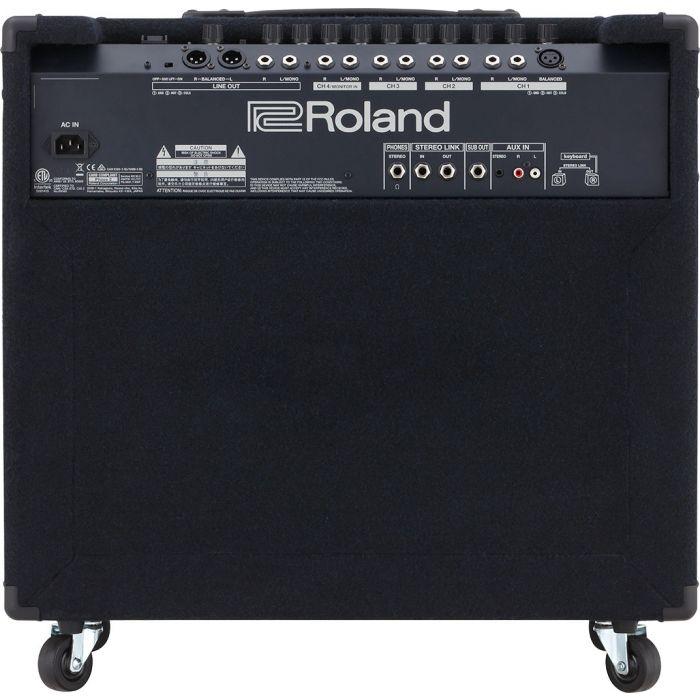 Roland KC-600 Keyboard Amplifier Rear