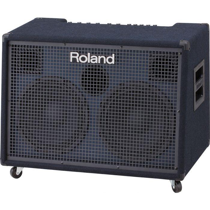 Roland KC-990 Keyboard Amplifier Angle