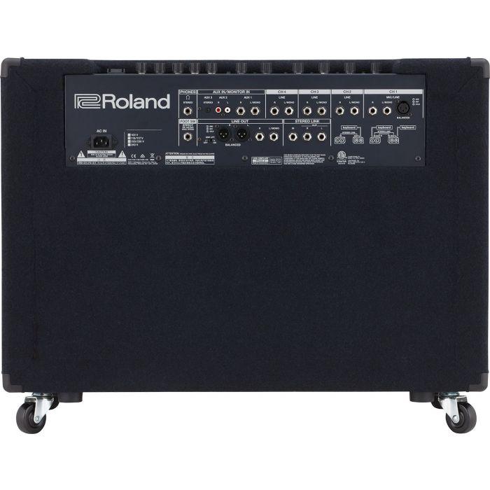 Roland KC-990 Keyboard Amplifier Rear