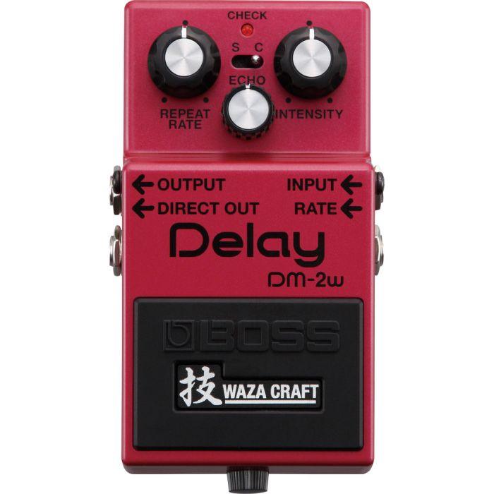 Boss Waza Craft DM-2W Delay Pedal