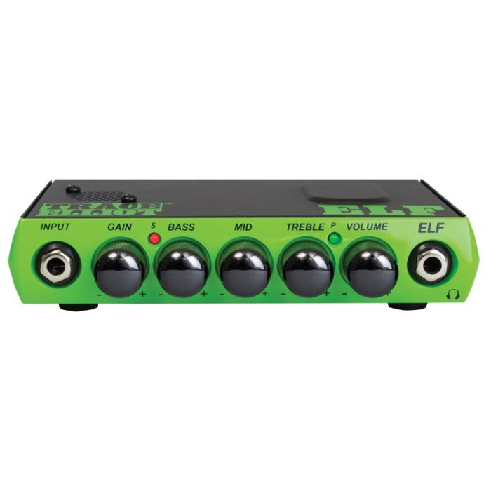 Trace Elliot ELF 200w Bass amp head portable lightweight