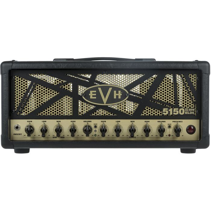 EVH 5150 III EL34 50 Watt Van Halen Amp Head